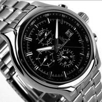 正品阿帕琦IK时尚机械表六针全自动男士镂空手表 商务夜光表男表 价格:184.00