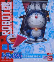 现货 万代 ROBOT魂 多啦A梦 机器猫  原装正版 价格:198.00