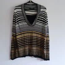 13春款外贸原单针织套头衫betty barclay 真丝贝蒂.贝莉长袖女装 价格:65.00