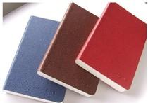 批发前通记事本DV68 B5/A5/A6商务办公笔记本 仿皮面日记本超厚本 价格:5.27