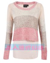 ONLY 专柜正品代购_粉色 时尚两件套 针织衫 原价499元 特价款 价格:149.00