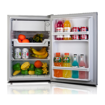 广东包邮  静音节能海浪71L小型单门电冰箱冷藏保鲜 冷冻果蔬盒 价格:538.23