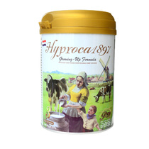 Ausnutria/澳优 海普诺凯1897婴儿奶粉3段900g 100%荷兰原装进口 价格:458.00