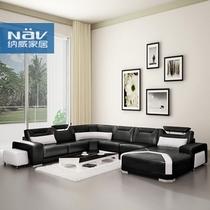 美舒丽雅系列真皮沙发永恒信誉家私家具强力创造美好风景沙发家具 价格:18000.00