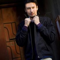 OLOMO正品男装┇深邃气质男士罗纹夹克 黑色★包邮 价格:258.00