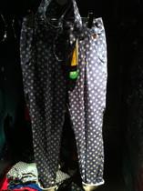 丁丁4折!香港代�HYOMA女�b星星背��牛仔休�e�OVVW0107XB$799 价格:319.00