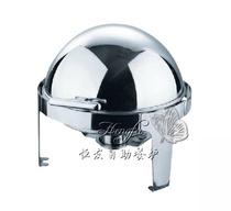 特价促销圆形布菲炉全翻盖自助餐炉电热板电加热餐炉餐具 AT51363 价格:320.00