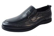 美国骆驼Camel2013新款男鞋 真皮套脚商务男皮鞋休闲鞋 A2118033 价格:356.00