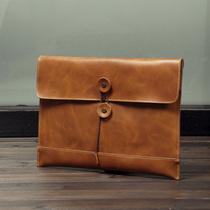 067*男式手包真皮信封包商务手拿手抓男包文件包 复古牛皮公文包 价格:138.00