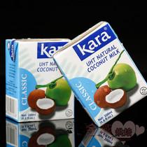 金燕烘焙 印尼进口佳乐椰浆 椰汁 椰浆西米露必备 原装200ml 价格:7.50
