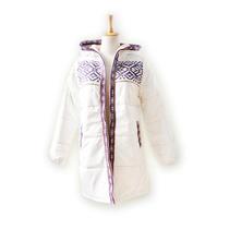 ZWF-1246 钟爱有嘉外贸原单2013秋冬新款大衣外套日系正品女外套 价格:38.00