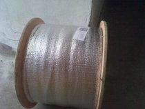 永鼎 烽火1芯室外自承式皮线光缆1粗刚丝2加强件  可架空室外皮线 价格:0.50