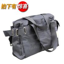 男包包尼龙布包斜挎潮包手提包单肩斜跨旅行李包流行时尚运动背包 价格:59.28