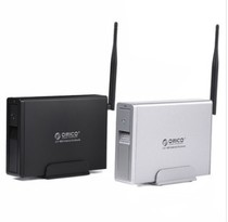 新品上市Orico 7618U3RF-10WE无线WiFi共享3.5寸1TB移动硬盘 包邮 价格:899.00