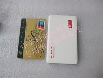名片式HITACHI/日立mini 移动硬盘 40G 1.8寸超薄 大促3天 PK60G 价格:81.60