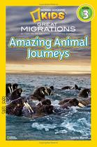 正版书★National Geographic Readers: Great Migrations Amaz 价格:13.00