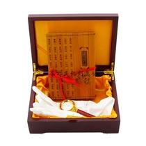 中国传统启蒙教材弟子规竹简送客户政府领导朋友同学经理礼物纪念 价格:218.00