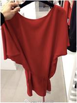【法国代购】valentino正牌礼服裙 经典红色连衣裙 超值代购 价格:6534.00