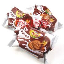 卡夫优冠牛奶特浓夹心饼干 香滑巧克力味 散装 卡夫奥利奥饼干 价格:7.70