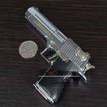 2013最新铭文沙漠之鹰1:2.05沙鹰手枪军事模型金属可拆卸不可发射 价格:10.00