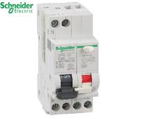 施耐德电气小型低压漏电保护断路器DPNavigi-1P+C40A漏电开关 价格:138.00
