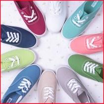 秋季新款keds帆布鞋 女 韩版帆布鞋 潮瘦版女鞋薄底学生鞋白球鞋 价格:45.00