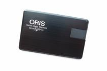 豪利时Oris 2013巴塞尔钟表展Basel World 纪念卡片U盘 2GB 包邮 价格:140.00