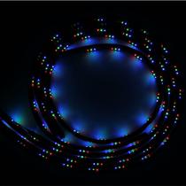炫酷LED汽车底盘灯 遥控底盘灯多种闪烁模式 七彩变换带声控遥控 价格:69.80