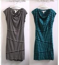 新款夏装欧美大牌原单max studio小堆领气质修身连衣裙打底裙 价格:45.00
