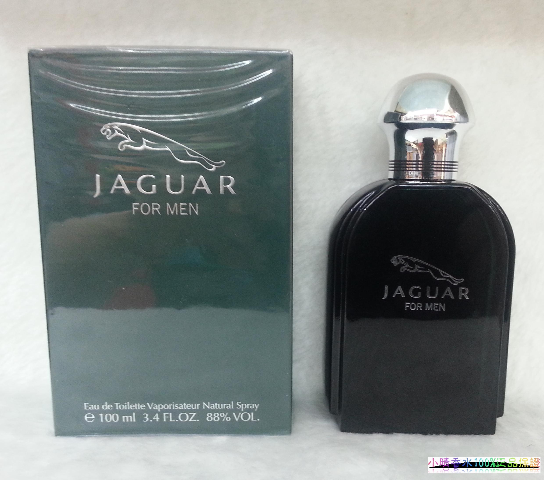 正品!Jaguar for men EDT积架经典男士淡香水 100ml  包邮 价格:178.00
