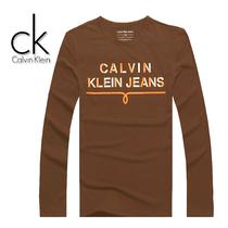 CK正品代购 Calvin Klein 秋 圆领 纯棉 长袖 T恤 2皇冠特价 包邮 价格:98.00