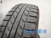 正品固特异二手汽车轮胎235 65R17 104V长城哈弗/保时捷卡宴原配 价格:450.00
