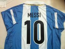 top thai quality Argentina shirt 12-13 home jersey MESSI 10 价格:78.00