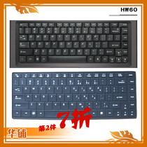 笔记本电脑联想LENOVOIdeaPad U350-STW键盘膜 键盘保护膜 贴膜 价格:15.80