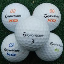 完美级二手球Taylormade高尔夫二手球 高尔夫用品特拉美3层球GOLF 价格:3.50