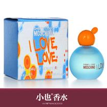 正品!Moschino梦仙奴爱恋爱女士香水/女香Q版4.9ML 清新 价格:49.00
