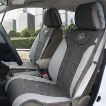 阿饰魅 2012款CRV专用坐垫 本田CRV汽车座垫 2013新CRV亚麻四季垫 价格:598.00