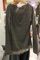 韩国东大门代购T- FRIENDS 长袖圆领2013秋装新款女装女式T恤 价格:164.90