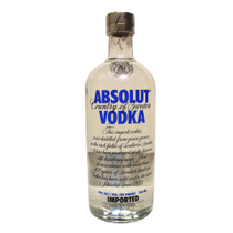 〖洋酒/绝对伏特加原味/瑞典伏特加/ABSOLUT VODKA/原装正品750ML 价格:76.00