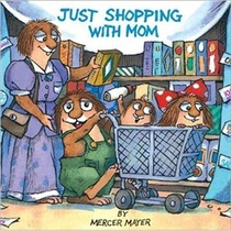 【正版】Just Shopping with Mom /MercerMayer(美世·梅尔) 价格:17.50