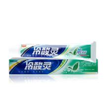 【冷酸灵】双重抗敏感系列 茶清新牙膏 (茉莉茶香香型)170g 价格:11.50