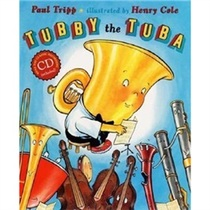 Tubby the Tuba [Book + CD] /TrippPaul/   penguin 价格:120.90