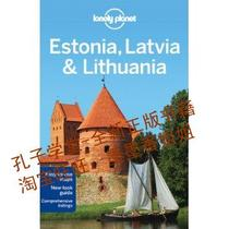 Lonely Planet Estonia Latvia & Lithuania/Brandon /正版书籍 价格:171.50