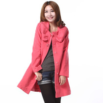【VIP专享】ARMERSY专柜正品冬季羊毛大衣枚红色羊毛呢大衣28386 价格:69.00