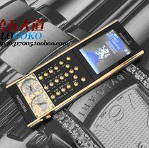 男士女士摩拜MOBIADO奢华手机直板手机6500C机芯s40操作系统新款 价格:1800.00