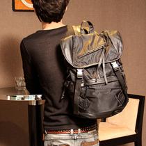 男装 2012新款 韩版流行时尚双肩包 旅行包 休闲包 潮包 价格:135.00