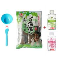 包邮送碗棒Q水2瓶 露兰姬娜纯天然海藻颗粒面膜20包*12g两包送1包 价格:20.00