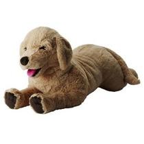 生日 中秋节礼物 今夜天使降临 同款金毛狗 寻回犬进口毛绒 价格:119.00