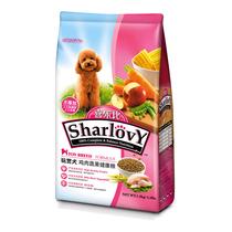 喜乐比玩赏犬鸡肉蔬果健康粮1.5kg全犬期天然狗粮泰迪贵宾狗主粮 价格:38.00