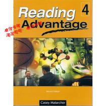 4/Reading Advantage/Casey Malarcher/正版书籍 价格:335.00